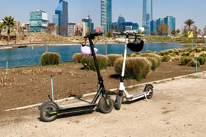Electric Scooter City Tour (Electric Scooter)