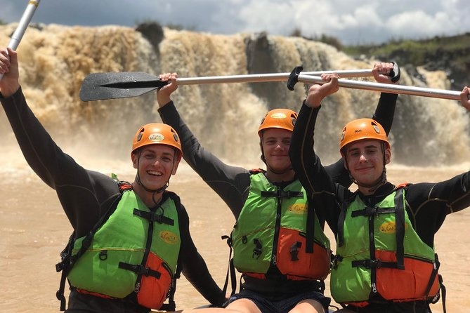 White water rafting and Countryside in Dalat Vietnam