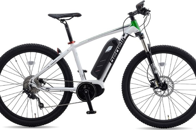 Rental E-Bike (MTB/benelli) for private sightseeing in Tokyo