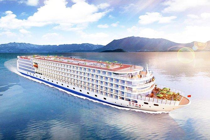 Century Glory - Newest Yangtze Cruise 4-Day Chongqing Yichang Experience