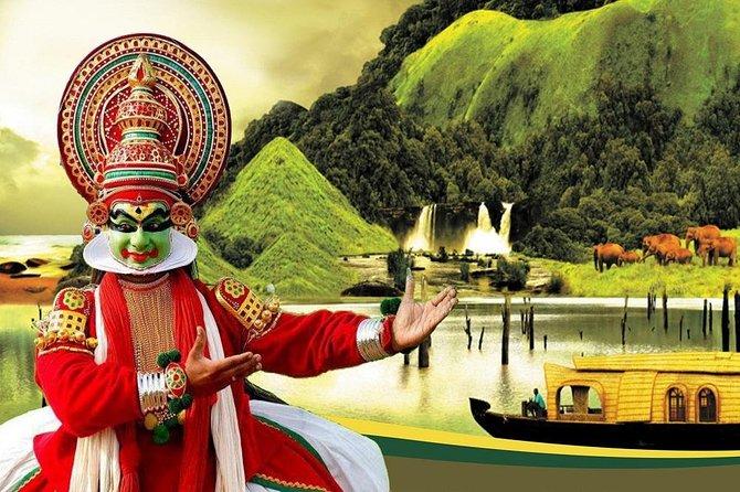 9 Days Private Exotic Kerala Tour