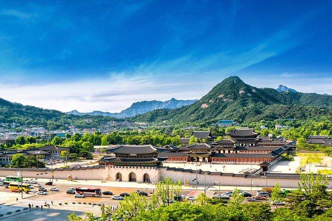 Seoul: Gyeongbokgung Palace History Walk