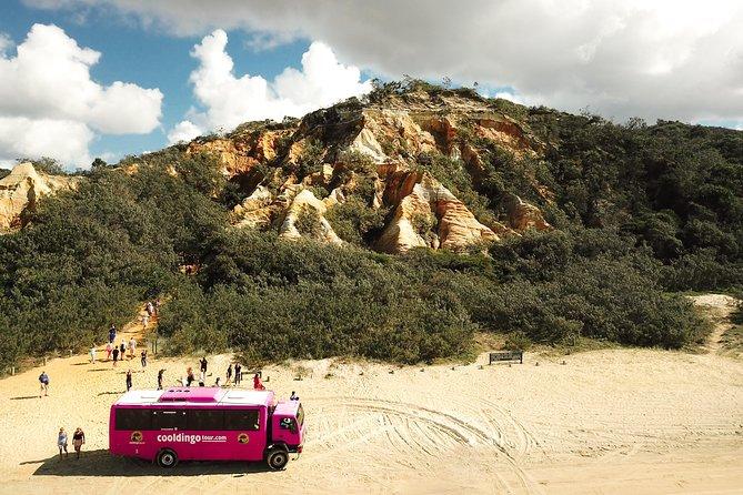 2-Day Fraser Island 4WD Adventure Tour Departing Hervey Bay