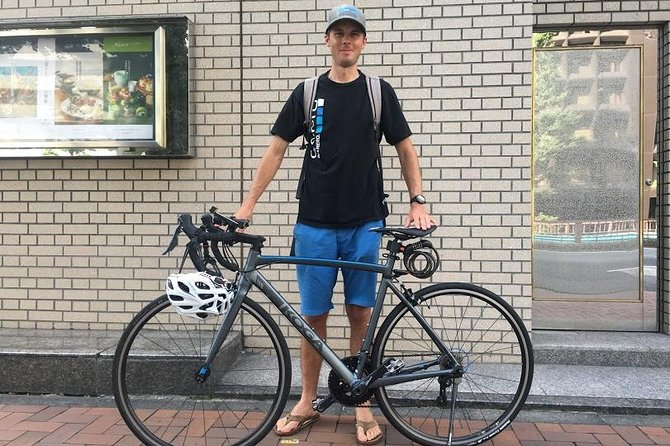 Tokyo - Rental Roadbike (KOGA) for long-distance cycling in Japan
