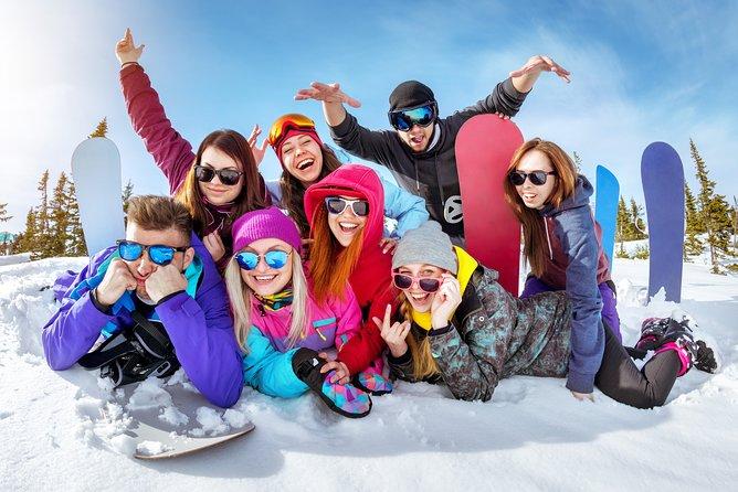 Hakodateyama Snowplay or Ski One Day Tour From Kyoto