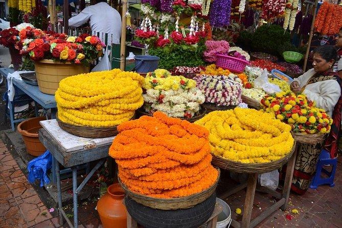 A Trail Through Bengaluru's Markets