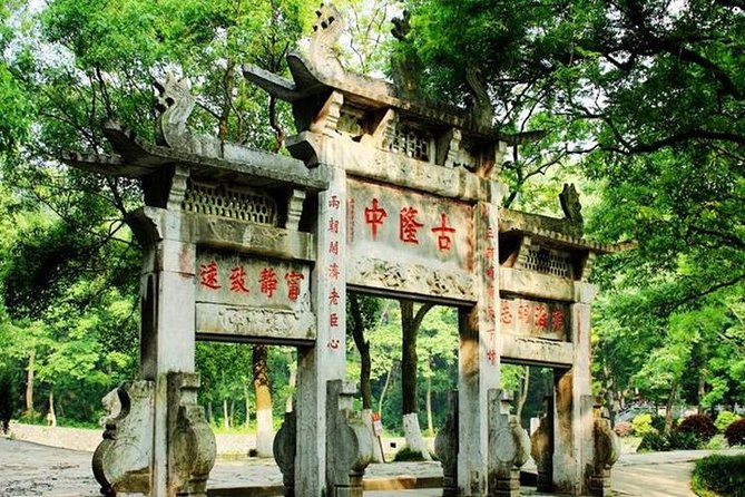 Private tour to Wuhan-Xiangfan 2days Gulongzhong Xiangyang night show
