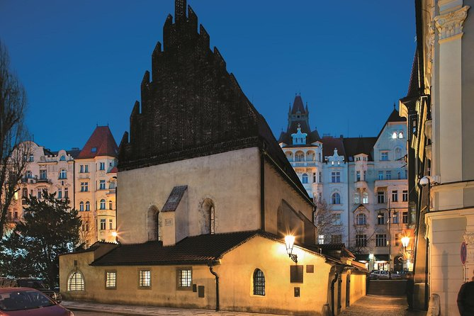 Private Tour Through Prague's Jewish Quarter