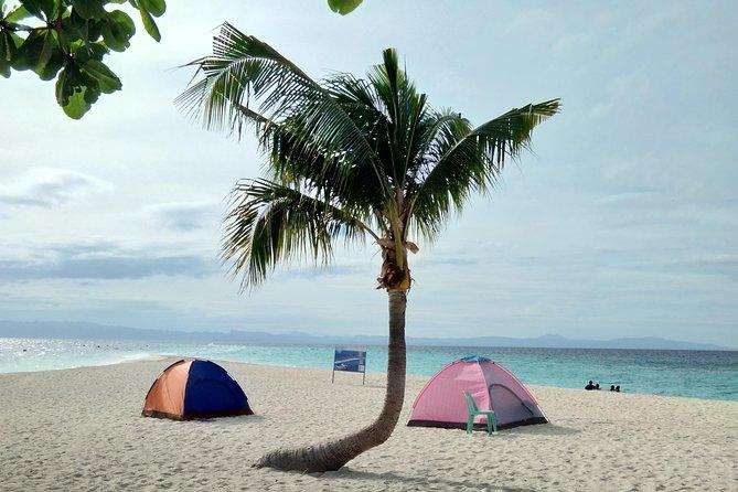 Kalanggaman Island Tour [shared Tour] [Min.2 PAX]