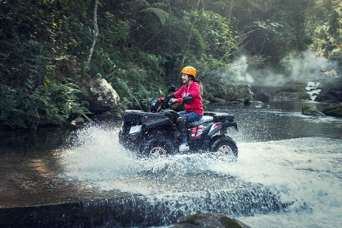Ubud Monkey Forest & Tibumana Waterfall ATV Tour – Full Day