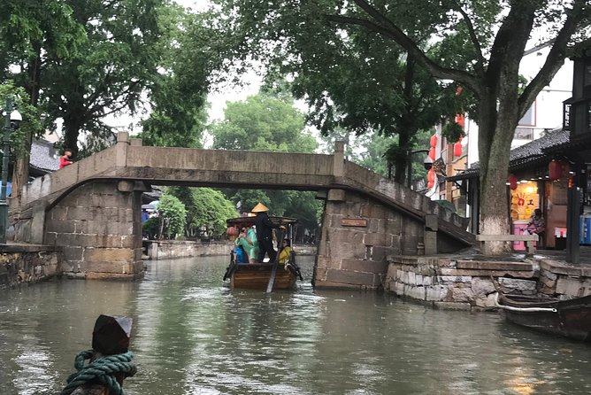 Shanghai Shore Excursion to Zhouzhuang No.1 Water Town