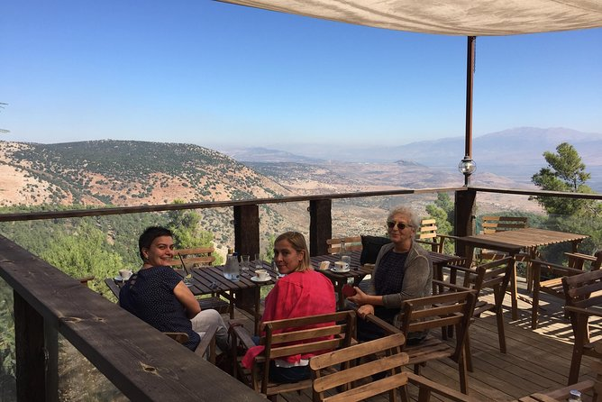 Private car and walking tours with Shani Ben-Canar