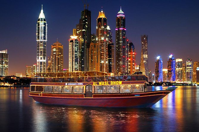 Desert Safari with BBQ + Belly and and Dhow Cruise Combo