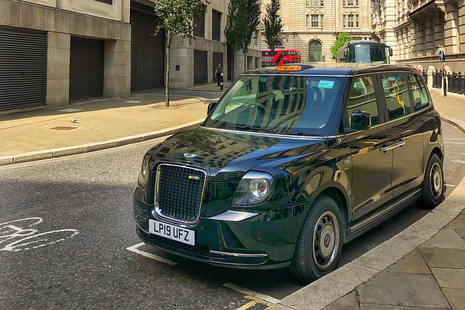 Private London Electric Taxi Highlights Tour with Airport Pick-up photo 3