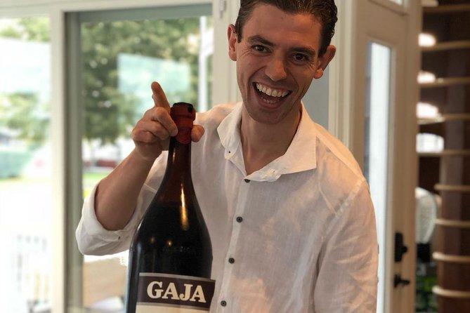 Private Wine Tasting in Bellagio with Chef Luigi Gandola
