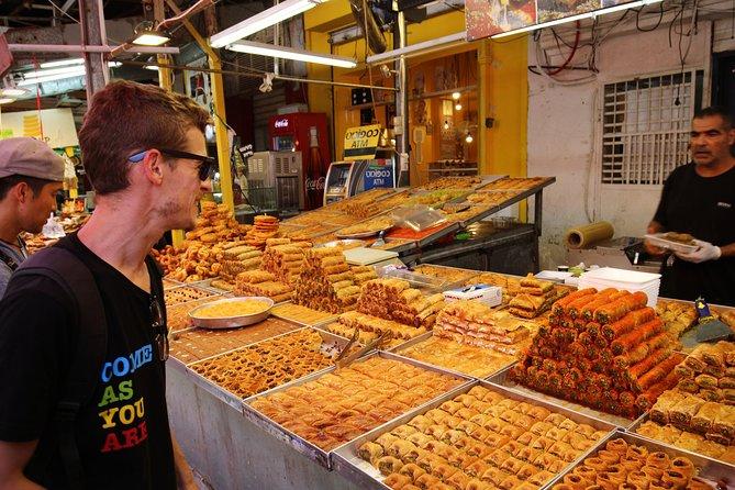 Local Food Experience - Tel Aviv Carmel Market