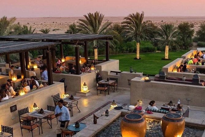Bab al Shams Dinner with Desert Safari