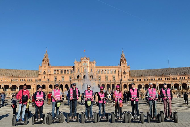 Guided Monumental Route Segway Tour in Seville