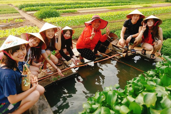 Da Nang Cooking Class with Market tour and Vegetable Garden in outskirt photo 7