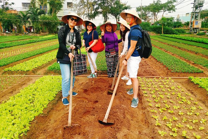 Da Nang Cooking Class with Market tour and Vegetable Garden in outskirt photo 1