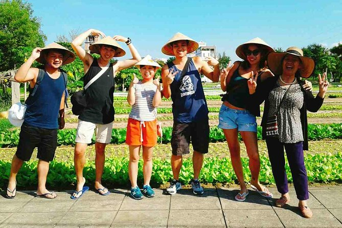 Da Nang Cooking Class with Market tour and Vegetable Garden in outskirt photo 5