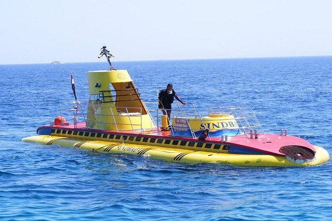 Sindbad Submarine Under the Red Sea