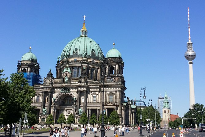 Berlin Mitte Walking Tour