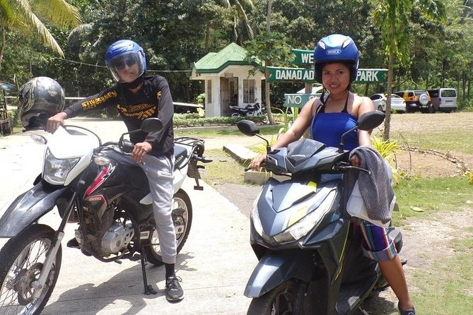 7 days Cebu Bohol Motorcycle Tour Philippines