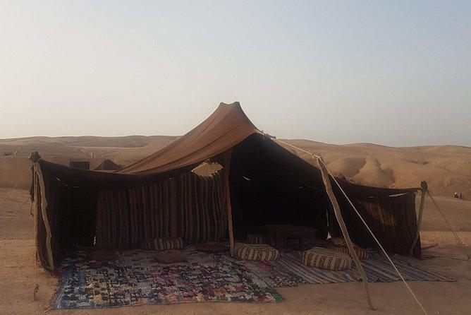 Agafay Desert Mountains Day Trip