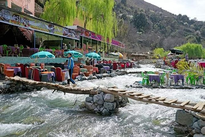 Ourika Valley : 1 day tour from Marrakech to Atlas Mountain Ourika Valley