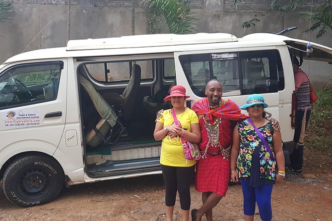 Nairobi Full Day Excursion (Hire Minivan & Driver only) photo 4