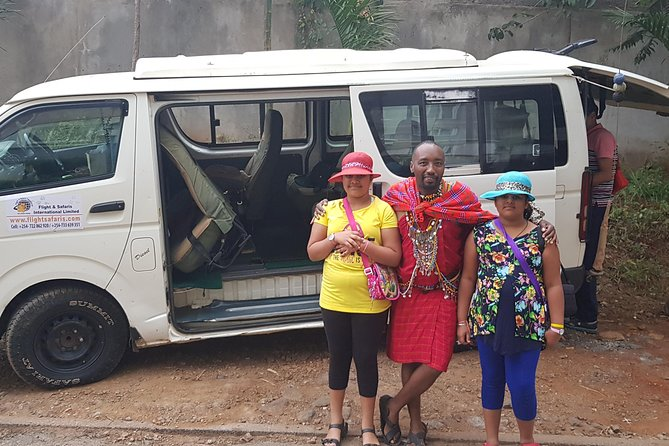 Nairobi Full Day Excursion (Hire Minivan & Driver only) photo 14