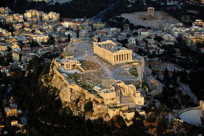 Athens Mythology Highlights Tour in 4 hrs: Acropolis, Acropolis Museum and more.