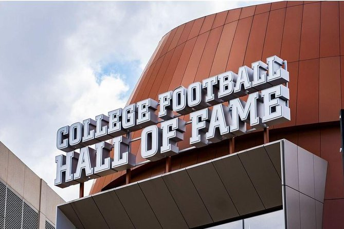 College Football Hall of Fame General Admission photo 2