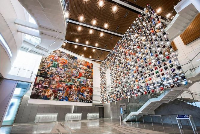 College Football Hall of Fame General Admission photo 4