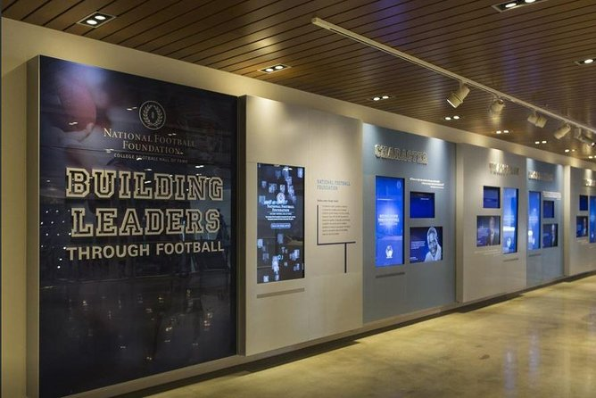 College Football Hall of Fame General Admission photo 6