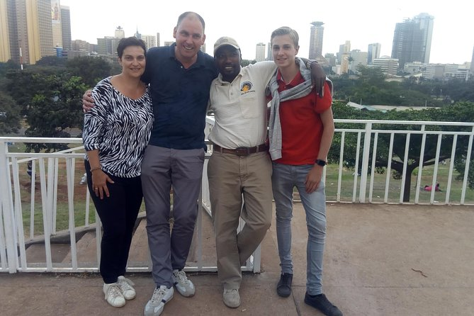 Nairobi Full Day Excursion (Hire Minivan & Driver only) photo 8