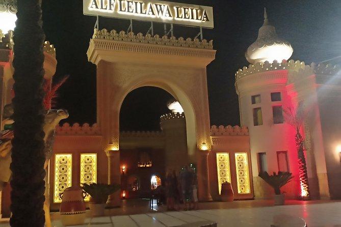Alf leila wa leila legend show in Hurghada