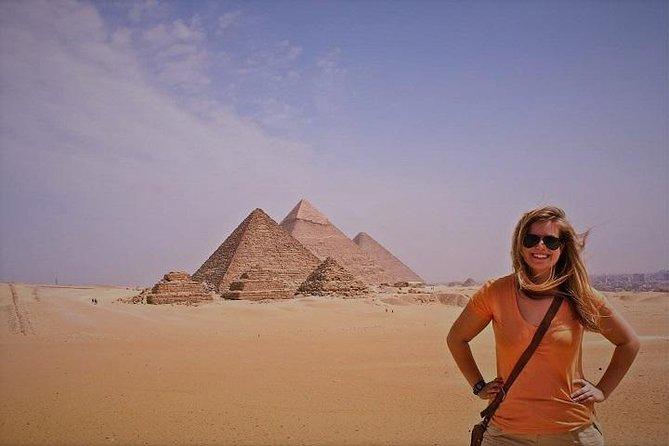 Cairo Pyramids and Museum from Sharm El Shiekh