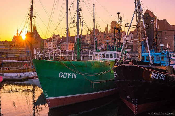 Private Walking Tour of Gdansk Old Town