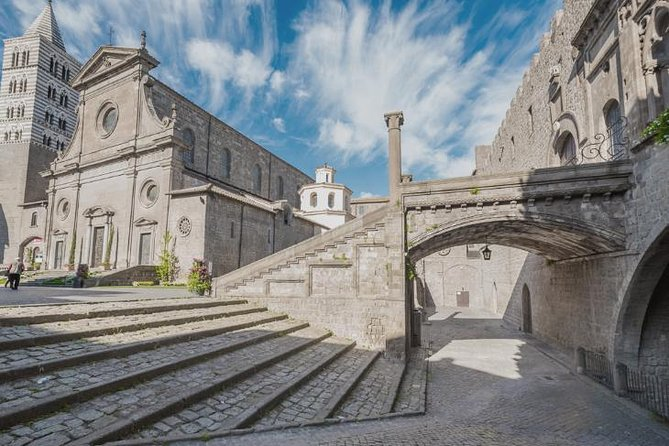 Viterbo, Calcata and Sutri Private Day Trip from your Accommodation in Rome
