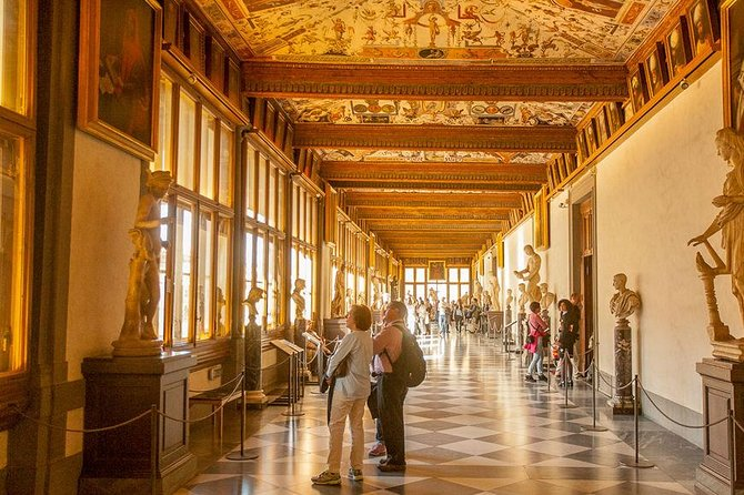 Uffizi Gallery Private Tour with 5 Stars Guide photo 14