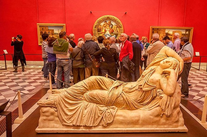 Uffizi Gallery Private Tour with 5 Stars Guide photo 10