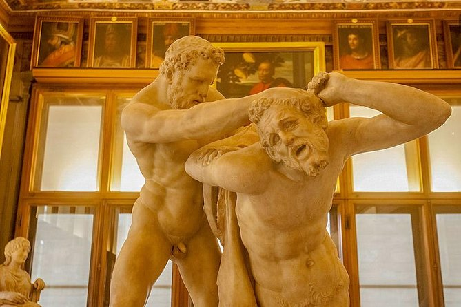 Uffizi Gallery Private Tour with 5 Stars Guide photo 12