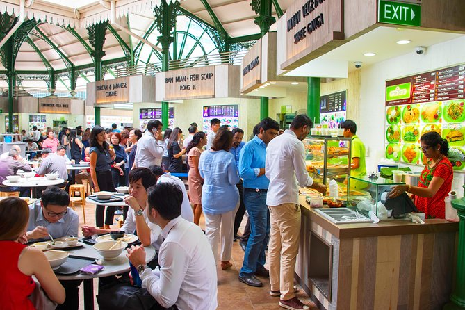 Eat like a local in Singapore's Hawker Centers: private & personalized photo 4