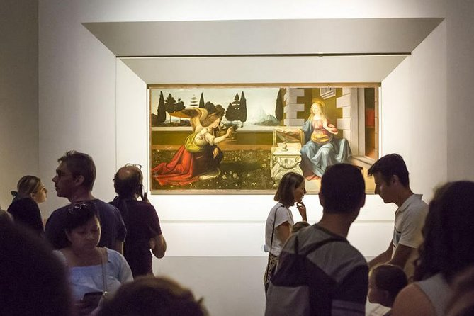 Uffizi Gallery Admission Ticket in Florence photo 16