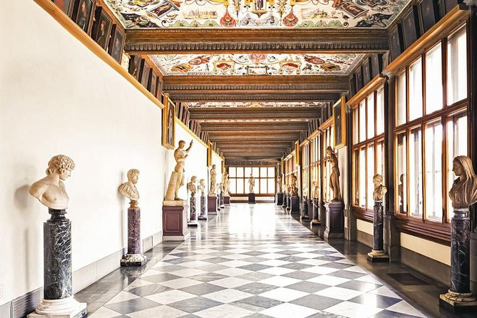Uffizi Gallery Admission Ticket in Florence photo 14