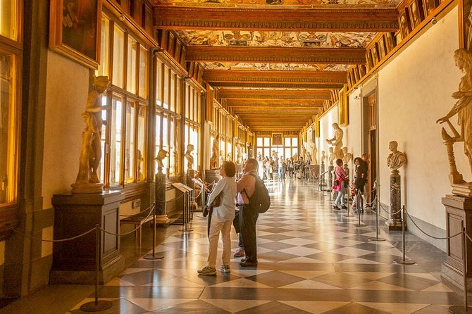 Uffizi Gallery Admission Ticket in Florence photo 9