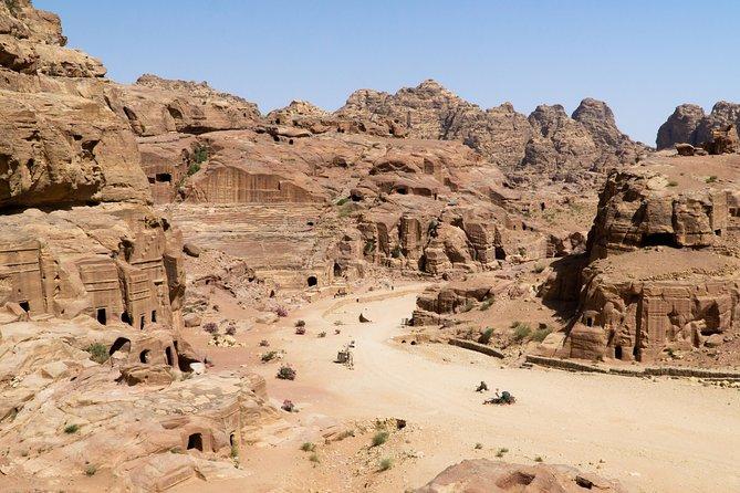 Petra Day Trip from Jerusalem