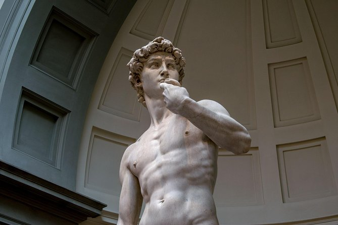 The David At The Accademia Gallery Guided Tour With Skip The Line Ticket